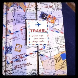 Small Travel Journal